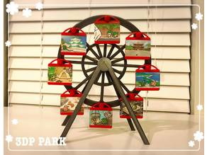 Ferris Wheel Picture Frame
