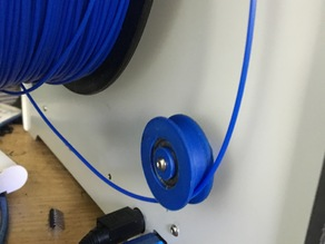 Ultimaker 2 filament guide