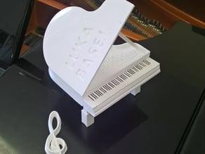 Piano for Luka