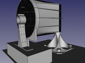 Wind Turbine Test Bench