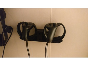 Oculus touch dual wall mount