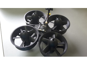 Big Whoop 170mm 4S polycarbonate