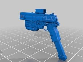 Fallout 4 - 10mm Pistol
