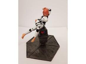 Anime Lady Stormtrooper