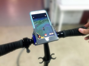 iphone 6s plus support for scooter