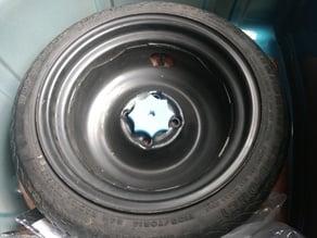 VW UP, Citigo , Mi, spacesaver wheel knob