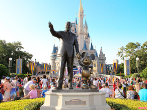"Walt Disney ""Partners"" Statue"