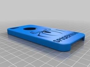 Iphone 5 case Spiderman