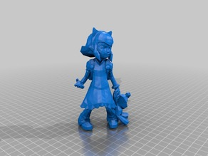 Annie (Easy to Print and Assemble)