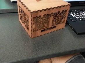 Aesthetically Pleasing Box
