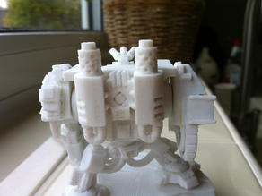 Alternative pack for Garin's dreadnought