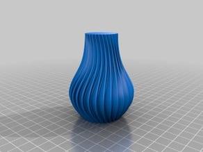 Optical vase
