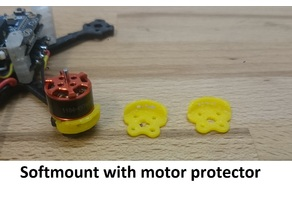 11xx Softmount and motor protector