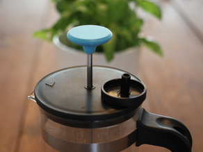 Knob for Ikea coffee/tea maker