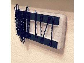 Bobby Pin Holder (Magnetic)