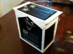 Lawmate 24 Ghz receiver dual mount.