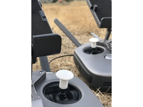 DJI Inspire/Phantom Joystick Thumb Savers