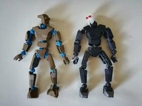 robot - a