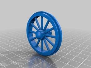 Wheel for NACORAL RENAULT 1899