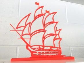 The News 3D Logo