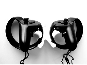 Oculus Touch Wall Mount