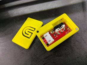 Filament Sensor Case & Setup Info/Settings