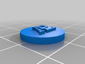 KeyForge Aember Token & Key