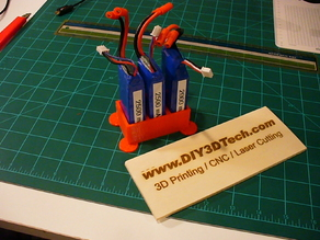 Battery Charging Holder for Syma X8 Series Drone / Quadcopter