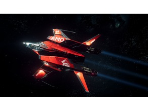 Star Citizen Consolidated Outland Mustang Omega