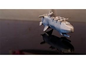 Argos Inspired Star Cruiser I