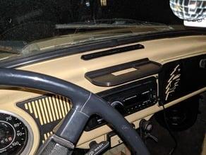 VW Bug Dash Tray