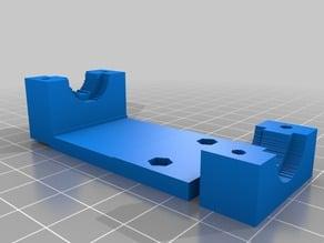 (3D Slash) E3d MP Select Mini Volcano Adapter