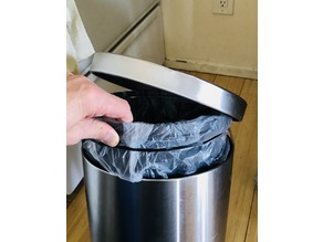 Ikea STRAPATS 3-gal Garbage Can Liner Retainer