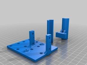 A8 luer lock tip holder