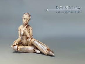 """Robot woman """"Robotica"""""""