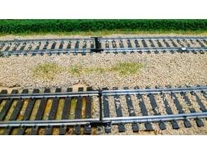 H0 Rail Spacer Insulator