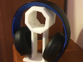 Headphone or Headset Stand