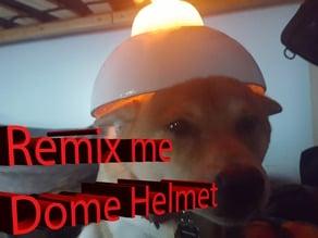 Dome Helmet