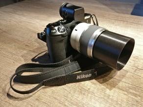 Lens hood Nikon 1 Nikkor 30-110