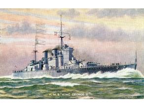 HMS Prince of Wales Battleship (1940)