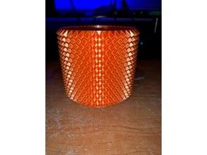 Knurled Pencil Holder / Vase