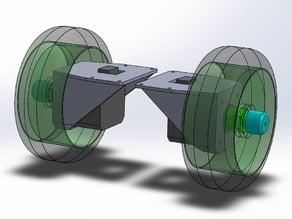 Self Balancing Robot Project (work in progress)