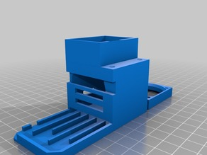 Flashforge Extruder Dummy Block