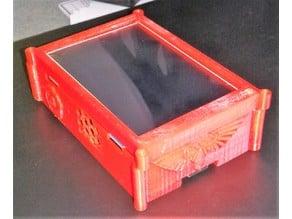 Imperial Data Slate Case (RasPi 3.5 inch Screen)