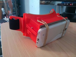 Virtual Reality Goggles for Android Smartphone