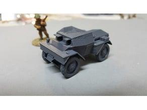 Dingo Armoured Scout Car 28mm