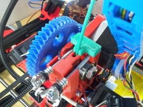 Extruder Filament Guide