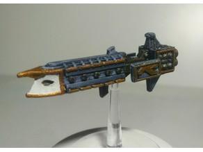 Battlefleet Gothic Falchion Frigate