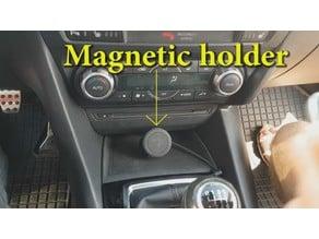 Mazda 3 2014 - 2016 magnetic Smartphone Holder