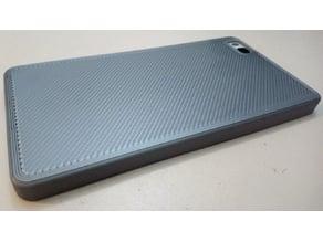 Minimal Huawei P9 lite cover